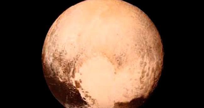 NASA, Plüton'un ilk videosunu yayımladı