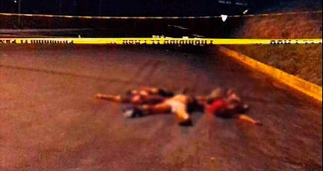 Baronu öldürüp sokağa attılar