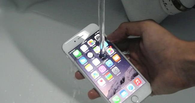 iPhone 7 suya dayanıklı olacak!