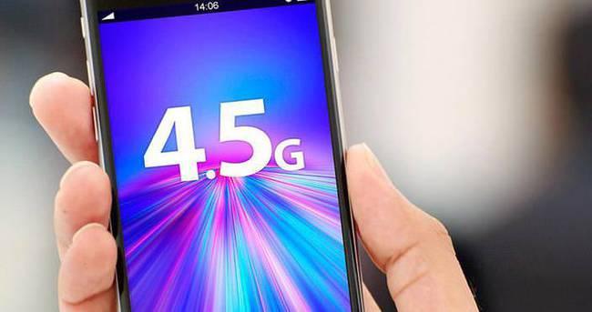2015'te telekomünikasyona 4,5G damgasını vurdu