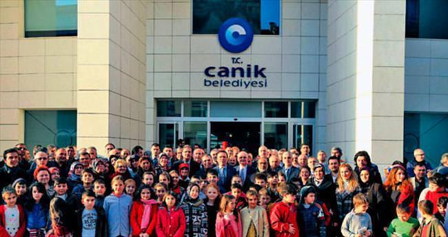 Kalitesi tescilli belediye: Canik