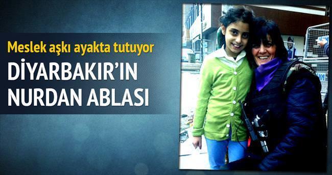 Diyarbakır'ın Nurdan ablası