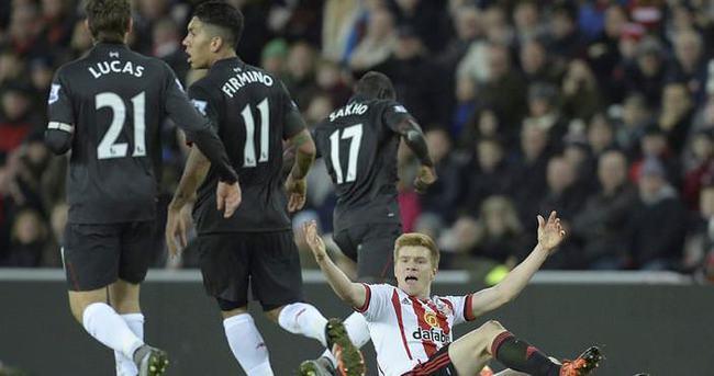 Liverpool, yılın son maçından galibiyetle ayrıldı