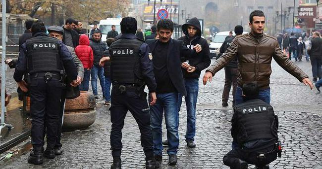 Diyarbakır'da basın açıklaması, toplantı, gösteri ve yürüyüşler yasaklandı