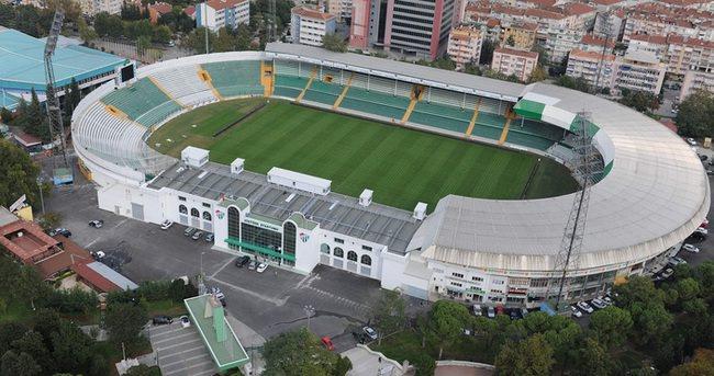 Bursa Atatürk Stadı, yıkılmayı bekliyor