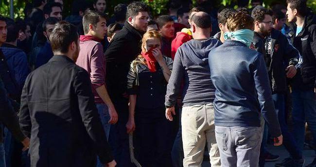 Eylemci öğrenciler tutuklandı