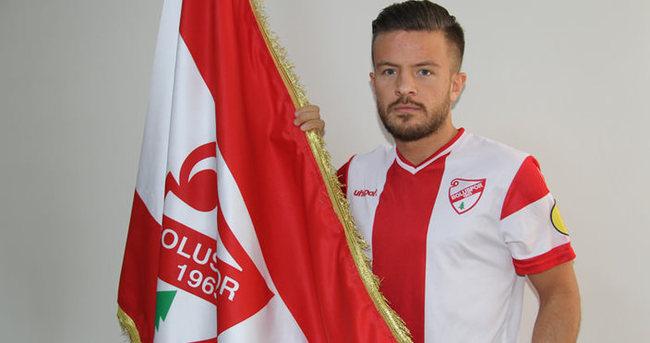 Özgür Özkaya, Boluspor ile anlaştı
