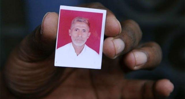 Hindistan'da keçi eti yiyen adam öldürüldü