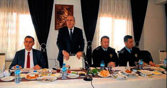 Burdur'da suç oranları düştü