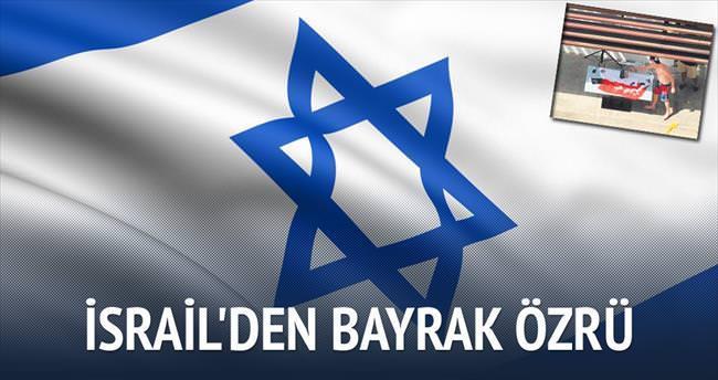 İsrail'den Singapur'a bayrak özrü