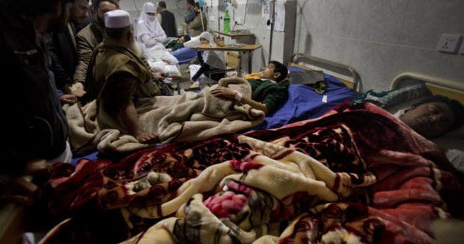 Okul saldırısına 9 idam