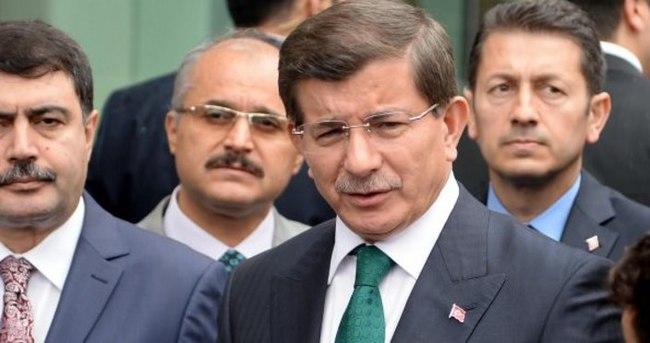 Başbakan Davutoğlu'ndan Hasan Karakaya için ilk açıklama