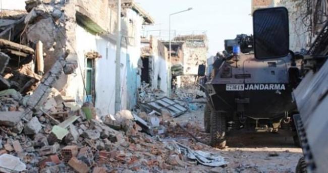 Sur'da hain pusu; 1 asker şehit, 2 asker yaralı