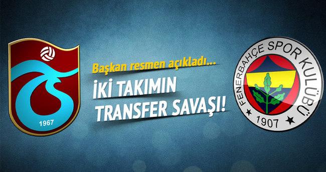 Fenerbahçe ve Trabzonspor'un Muhammet Demir savaşı