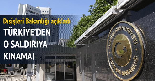 Türkiye, Mogadişu'daki saldırıyı kınadı