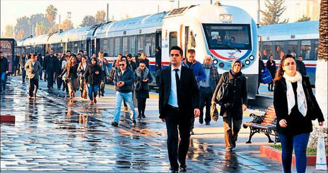 Mersin-Adana arası 25 dakikaya inecek