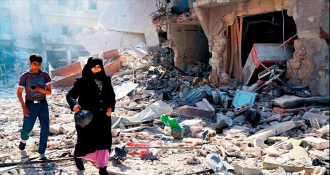 Suriye'de 55 bin Irak'ta 16 bin ölü
