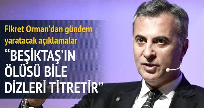 Beşiktaş'ın ölüsü bile dizleri titretir