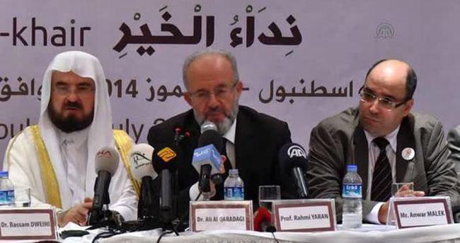 Uluslararası Müslüman Alimler Derneği kuruldu