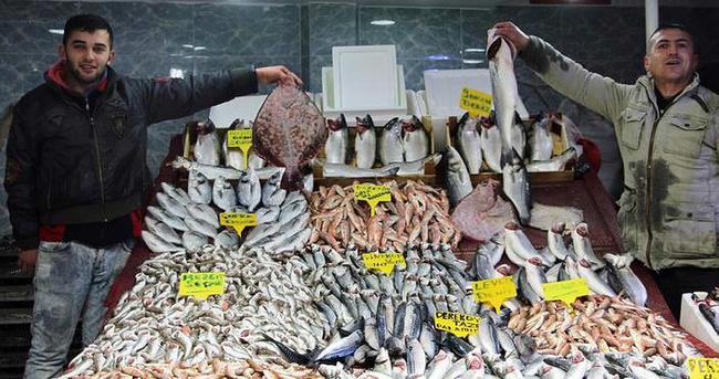 Kar, balık fiyatlarını artırdı