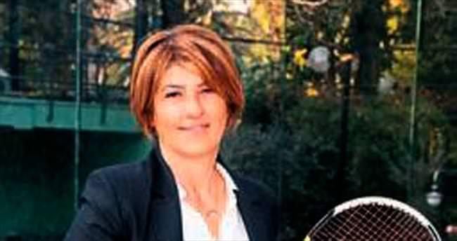 Tenis Kulübü'ne ilk kadın başkan adayı