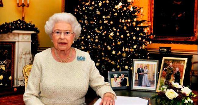 Kraliçe, 2015'te 306 gün mesai yaptı