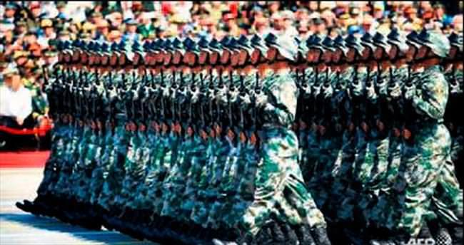 Çin ordusunda yeni birimler kuruldu