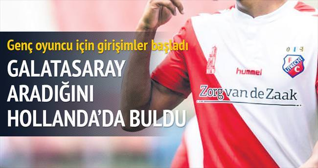 Galatasaray'da forvete son aday Haller