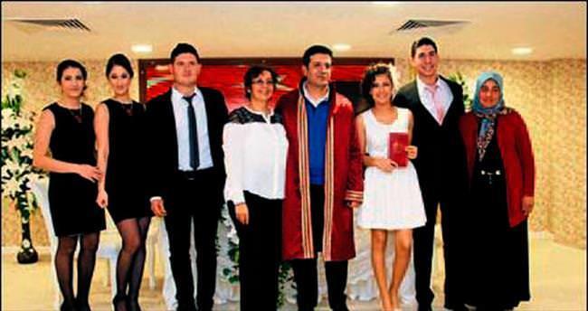 Başkan Genç 365 kez nikah kıydı