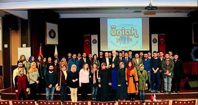 KSÜ'den sağlıklı yaşam konferansı
