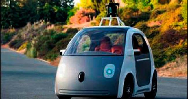 Şoförsüz araçlar 2020'de yolda