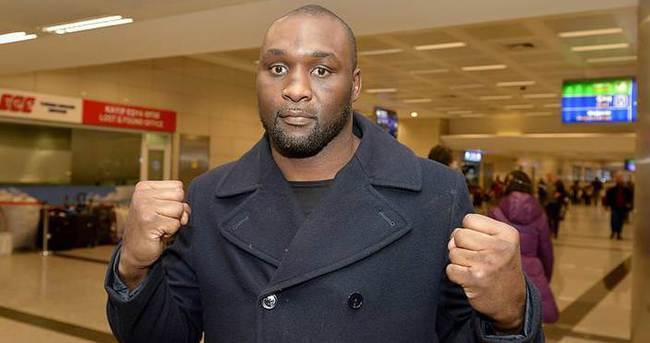 İngiliz boksör 'Deliormanlı' filmi için Türkiye'de