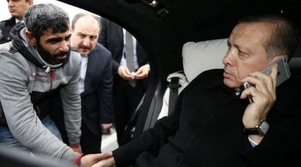Erdoğan'ın vazgeçirdiği genç işsizlikten kurtuldu
