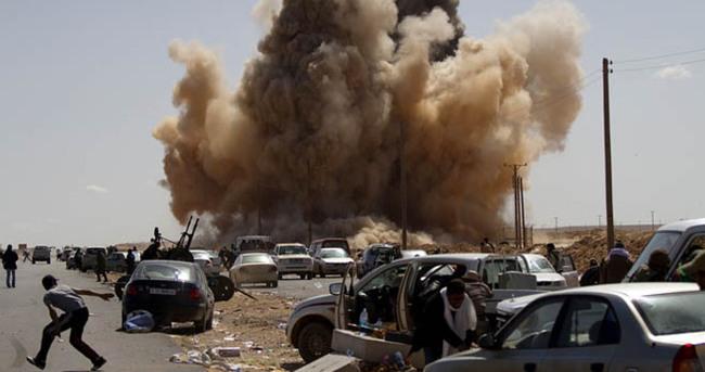 Libya'da petrol tankerlerine IŞİD saldırısı: 2 ölü