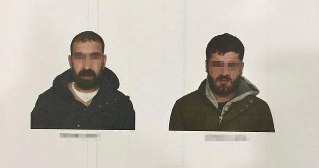 İstanbul'da eylem hazırlığındaki PKK'lılar gözaltına alındı