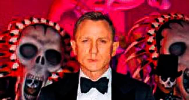 Fırtına askeri 'James Bond'