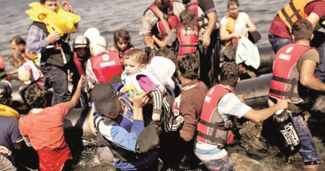 Ege 84 mülteciye mezar oldu