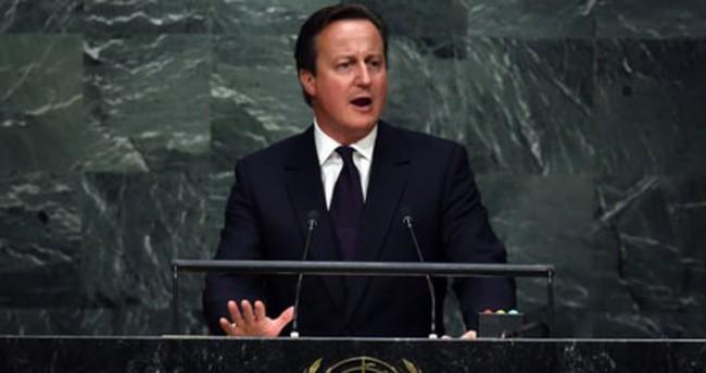 İngiltere Başbakanı Cameron'dan IŞİD açıklaması