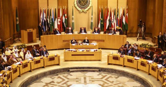 Arap Birliği'nde olağanüstü toplanma kararı