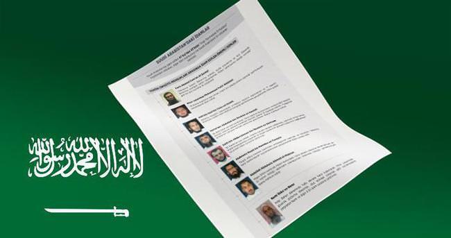 Suudi Arabistan'da idam edilenlerin 43'ü El Kaide üyesi