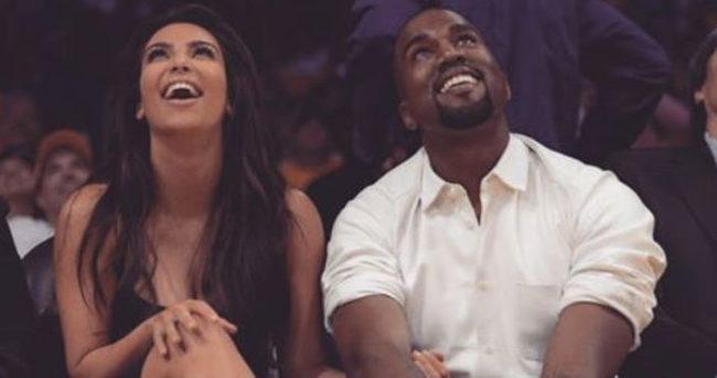 Kim Kardashian'dan bir ilk