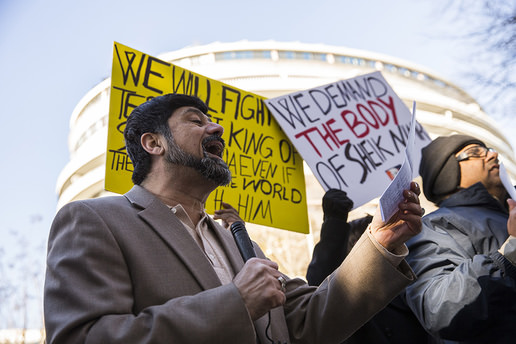 Suudi Arabistan'daki idamlar protesto edildi