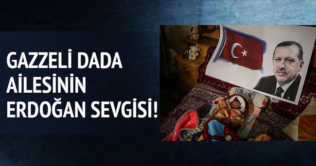 Gazzeli bebeğe 'Recep Tayyip Erdoğan' ismi