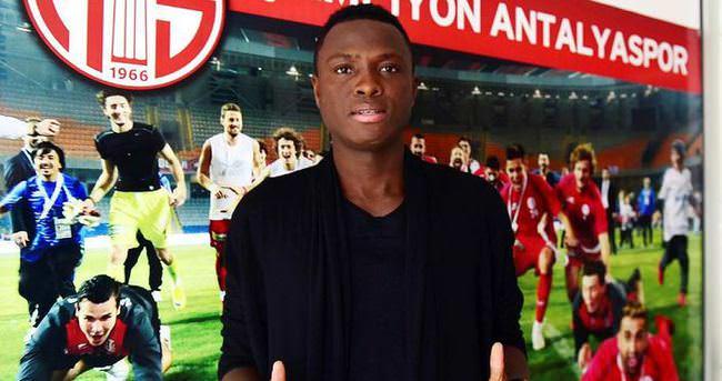 Antalyaspor, Inkoom ile anlaştı