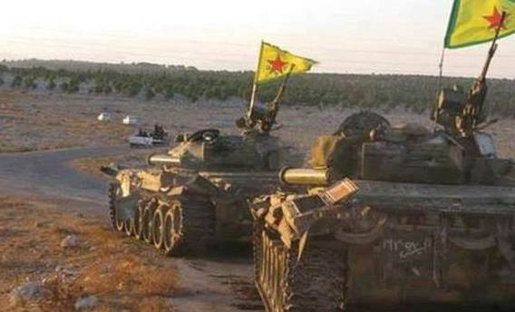 PYD'den 127 Arap köyüne abluka