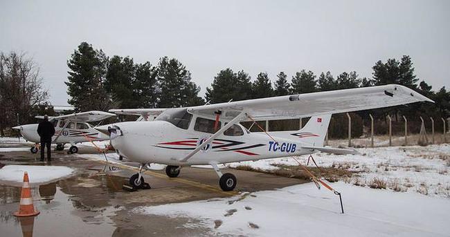 GAÜN eğitim için iki uçak satın aldı