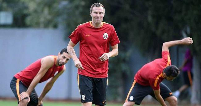 Galatasaray, Grosskreutz'u borsaya bildirdi