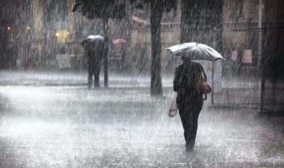 Valilikten o ilde şiddetli yağış uyarısı