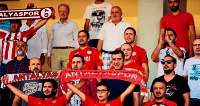 Antalyaspor'un Stuttgart sınav