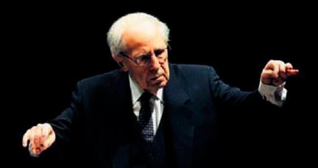 Ünlü orkestra şefi Boulez öldü